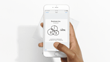 Dropbox's iOS app will scan the scraps of paper cluttering your office