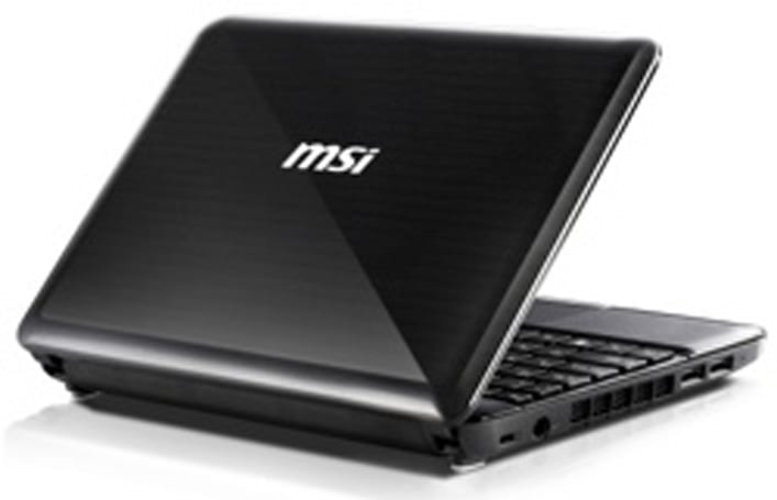 MSI rolls out U135 netbook pre-loaded with SUSE Moblin