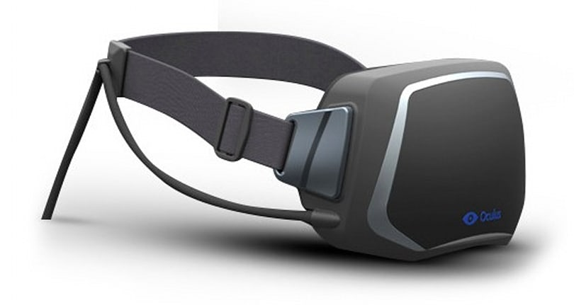 One Oculus Rift for consumers, will tether to PC and Android