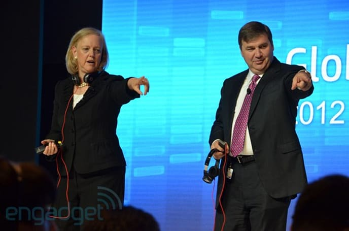 Meg Whitman: HP's engineering is very much still alive, aims to be cloud computing leader