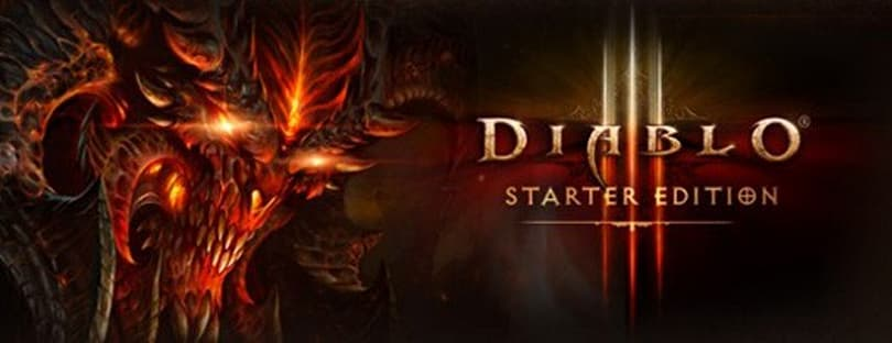 Play Diablo III for free up to level 13