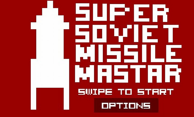 Super Soviet Missile Mastar available now for free on App Store
