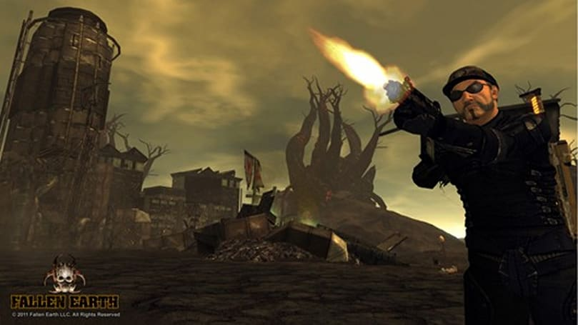 Fallen Earth 1.9.2 debuts tomorrow, expands fast travel options