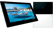 Sony's Xperia Tablet Z announced: 1.5GHz quad-core, 10.1-inch 1,920 x 1,200 screen and 6.9mm thickness