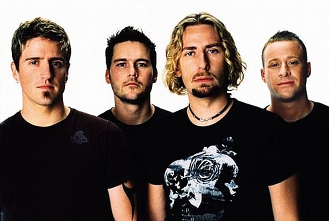 Nickelback singer: Put down the Guitar Hero