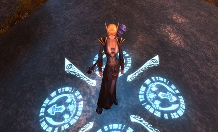Spiritual Guidance: Cataclysm beta roundup for priests, pt. 1