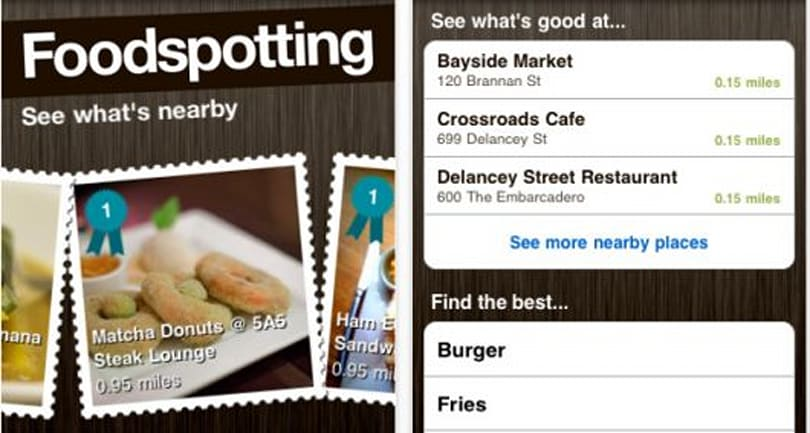 TUAW's Daily App: Foodspotting