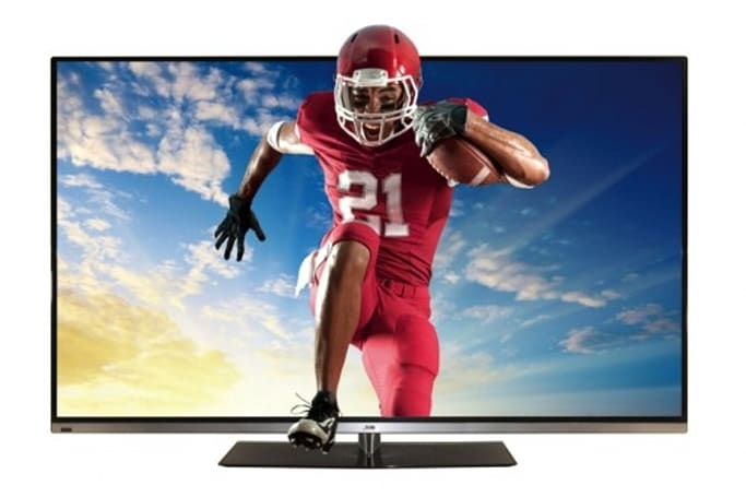JVC intros 55-inch BlackSapphire LCD TV with 45W virtual surround sound, SlingPlayer