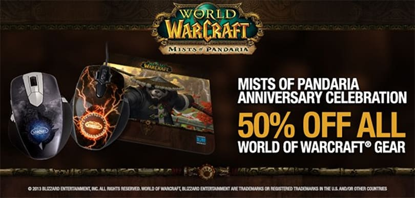 Steelseries MoP Anniversary sale