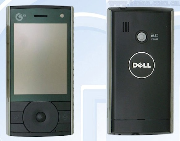 Dell Mini 3T1 and Mini 3iX 3G phones spotted with Chinese mobile regulator