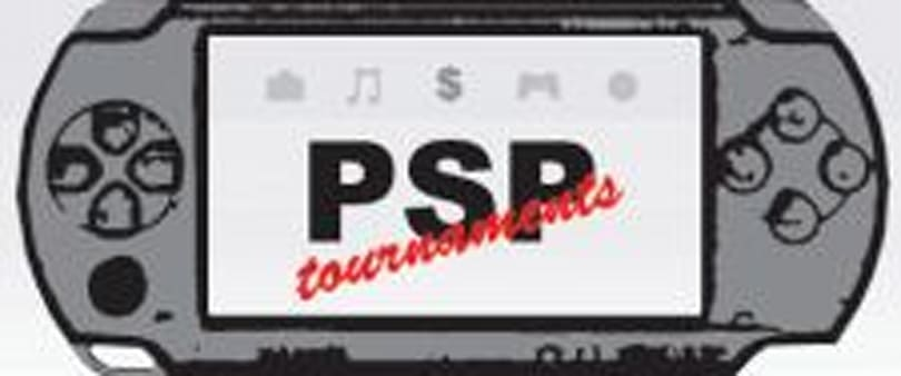 Pay-for-play tournament site exclusively for PSP owners