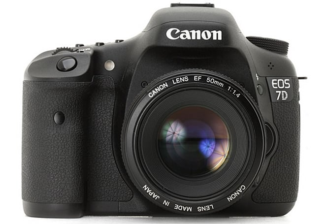 Canon EOS 7D gets high marks all around