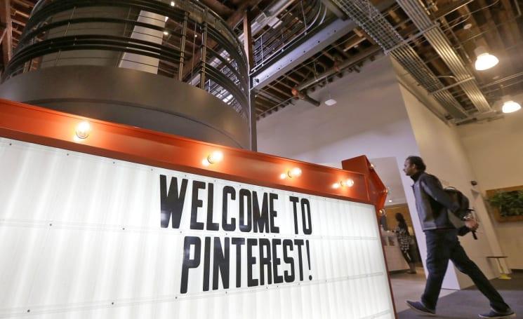 Pinterest nabs Fleksy's team to improve its digital scrapbook