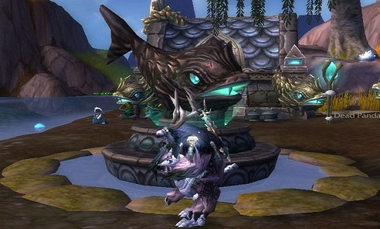 Shifting Perspectives: Druid leveling and talents in Pandaria