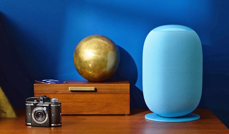 Whyd is a colorful take on voice-controlled wireless speakers