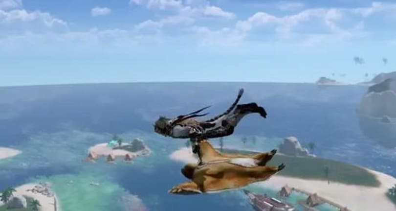 An ArcheAge player found a way to kill the servers at will