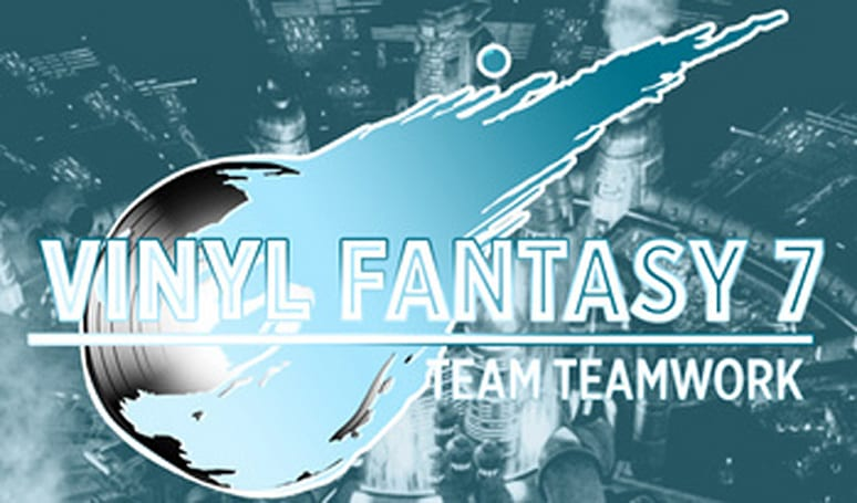 Vinyl Fantasy 7 is the freshest thing you'll hear today
