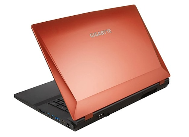 Gigabyte P2742G gaming laptop goes up for sale in UK, priced at £909