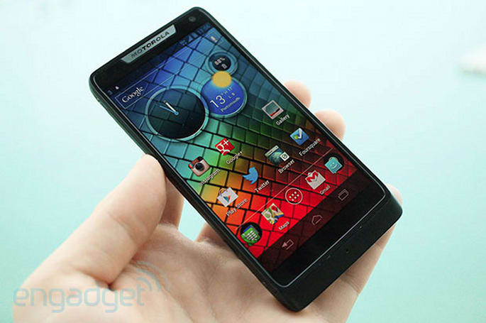 Motorola RAZR i review: how does the Droid RAZR M fare with a 2GHz Intel processor inside?