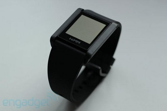 WIMM One Android wearable gets developer release