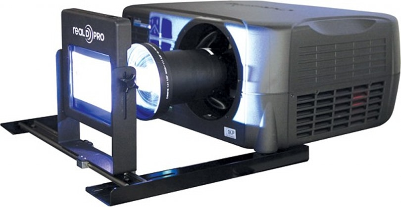 RealD LP makes 3D projection a touch more portable