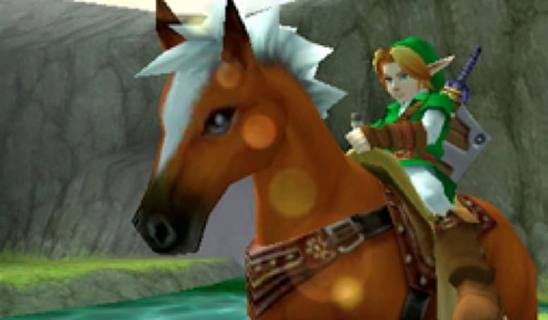'The Legend of Zelda: Ocarina of Time 3D' coming to Nintendo 3DS [update]