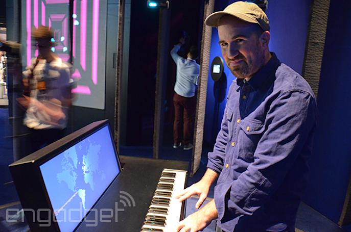 Listen as a Google-backed piano turns live radio streams into 'world music'