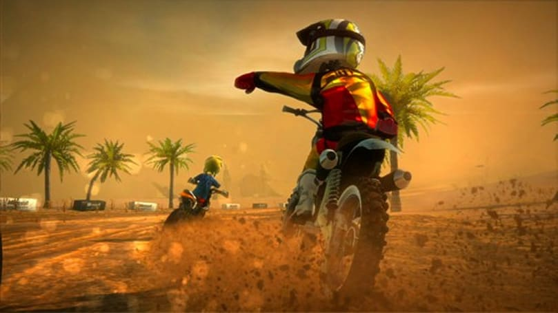 Microsoft teases Avatar motorcycle game