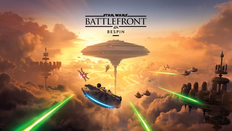 'Star Wars: Battlefront' gets Lando and Cloud City on June 21st