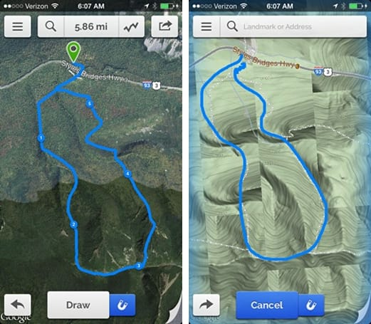 Daily App: Footpath is a routing tool that'll tell you how far and how high you'll travel