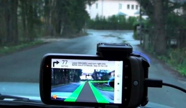 Wikitude Drive AR nav app beta announced, available in Android Market (video)