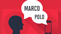 Marco Polo: find your iPhone by shouting at it