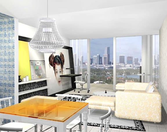 TiVo invades the hotel room, comes to Mondrian in South Beach