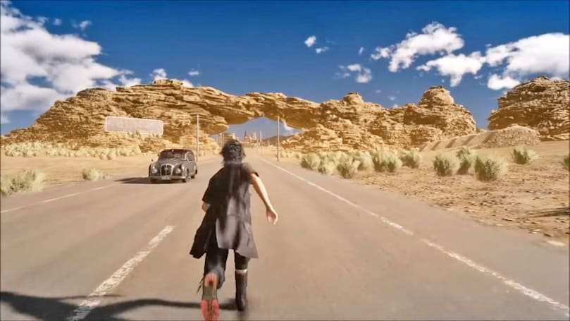 'Final Fantasy XV' update boosts framerates on PS4 Pro