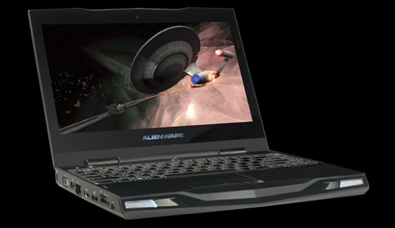 Alienware introduces teensy M11x gaming laptop