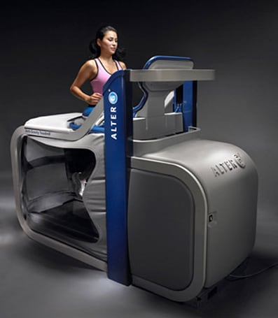 AlterG's M300 treadmill: same 'anti-gravity' vibe, now 'only' $24,500