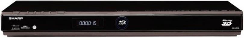 Sharp delivers three new Blu-ray 3D players