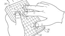 Rumored tablet could include dynamic tactile surface
