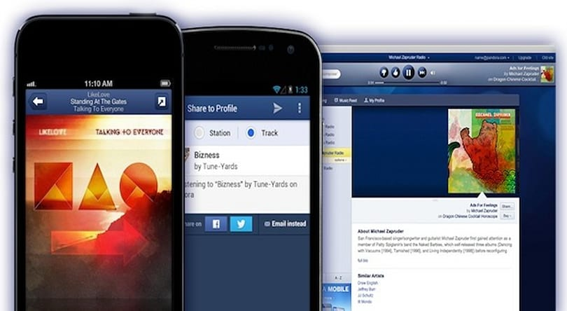 Shocker: Pandora's study finds Pandora to be good for music sales