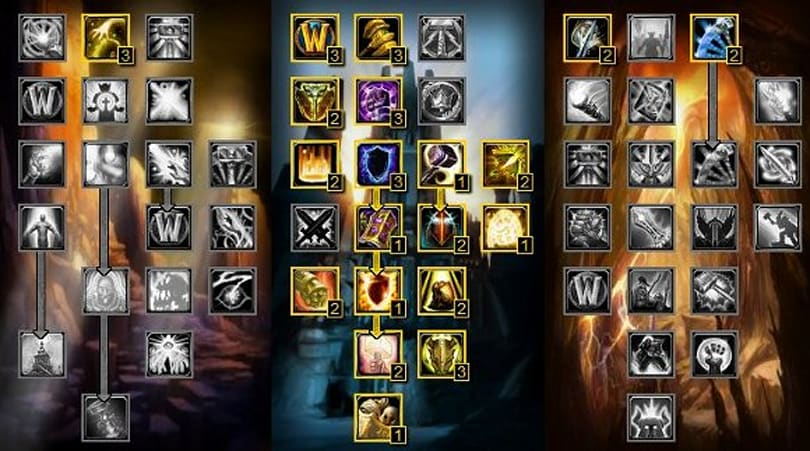 The Light and How to Swing It: Prot talents in Cataclysm
