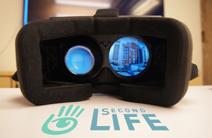 'Second Life' removes support for Oculus Rift