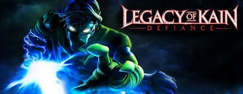 Soul Reaver, Soul Reaver 2 and Legacy of Kain: Defiance resurrected on Steam