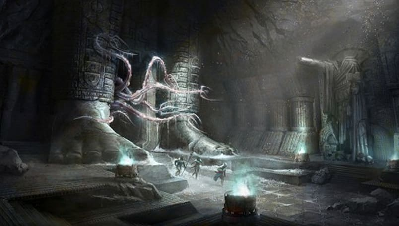 Age of Conan dev update talks new House of Crom dungeon