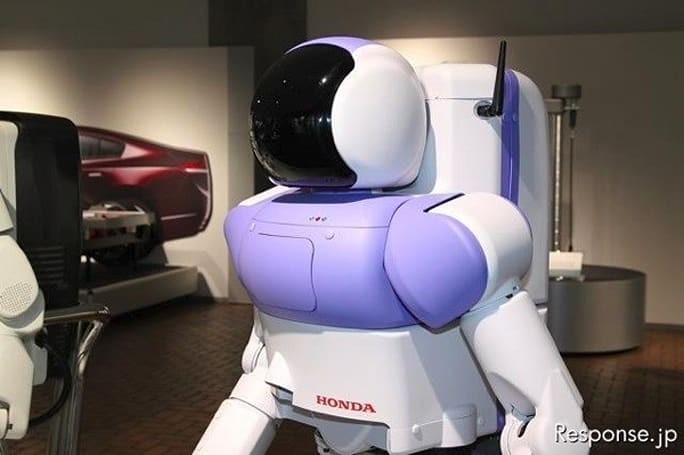ASIMO slims down, gains new capabilities in latest revision