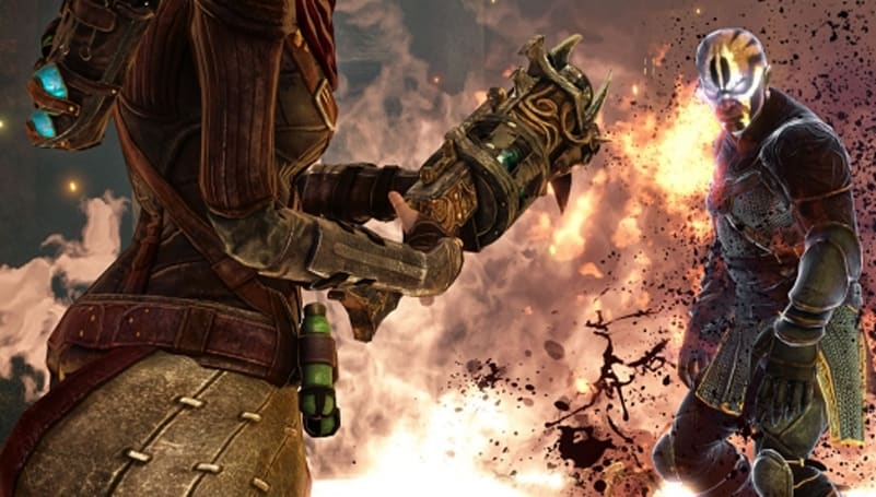 First Impressions: Nosgoth is all right, but that might not be enough
