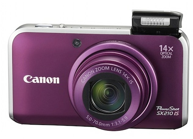 Canon rolls out four new colorful PowerShot compact cams