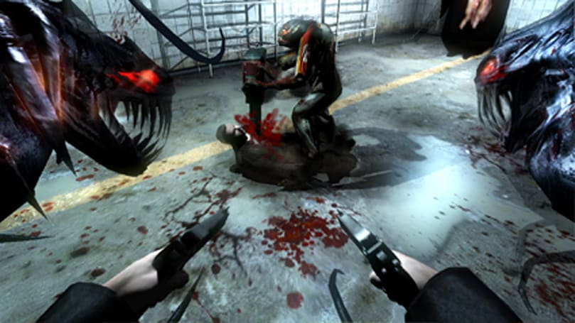 SGD '07: 2 new The Darkness screens are like a chainsaw to the heart