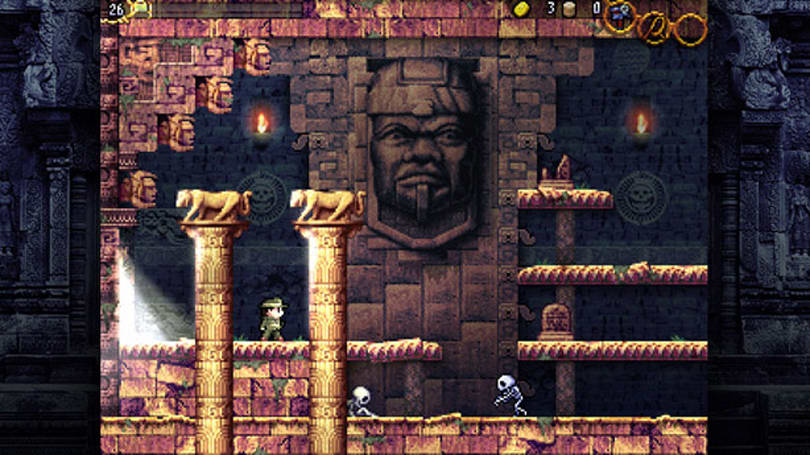 La-Mulana EX uncovers Western Vita release this year