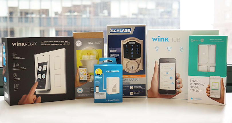 Engadget giveaway: win a smart home starter kit courtesy of Wink!