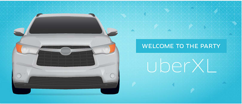 Another Uber SUV cab service comes to San Francisco